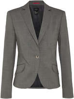 Oxford Pixie Pinstripe Suit Jacket