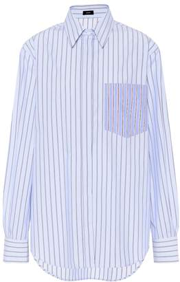 Joseph Striped cotton shirt