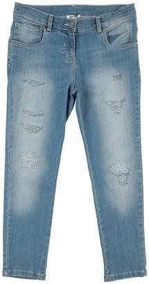SO TWEE by MISS GRANT Denim pants