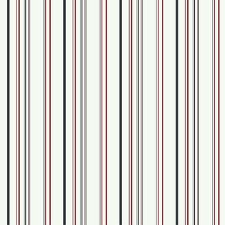 York Wall Coverings Disney Multi Stripe Removable Wallpaper