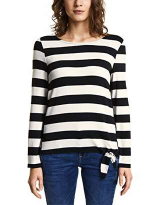 Street One Women's 312826 Long Sleeve Top,14 (Size: )
