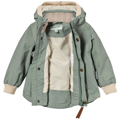 Mini A Ture Chinois Green Wally Jacket