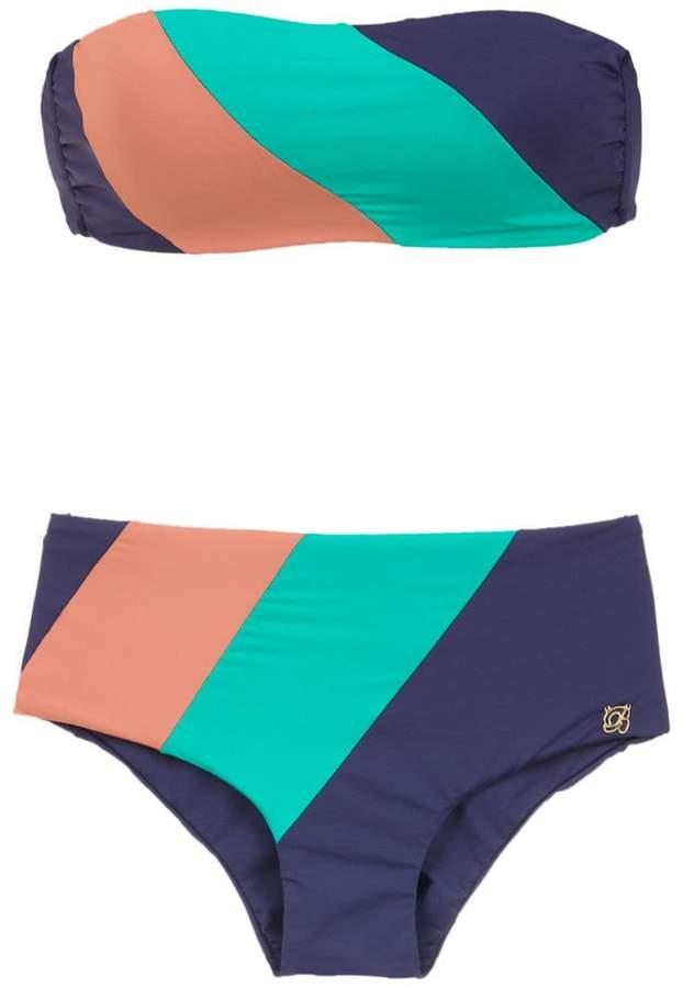 3 Cores bikini set