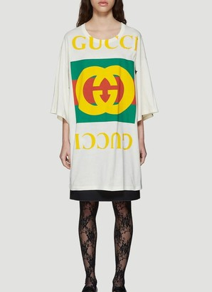 Gucci Oversized Logo T-Shirt