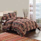 Asstd National Brand Rhineback 4-pc. Comforter Set