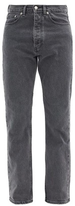 Sunflower - Original Straight-leg Jeans - Black