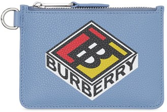 Burberry Graphic Logo Coin Wallet