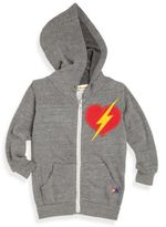 Aviator Nation Toddler's, Little Boy's & Boy's Heathered Hoodie
