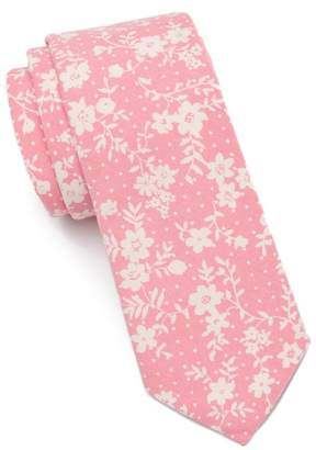 Nordstrom Bahama Floral Tie