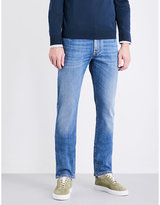 Corneliani Regular-fit tapered jeans