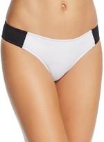 Stella McCartney Stella iconic colour block Classic Bikini Bottom