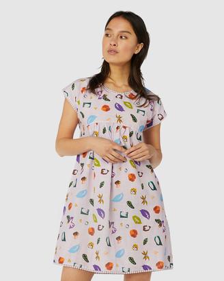 gorman Tropicola Bungalow Dress