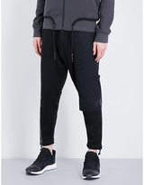 Y3 Cotton Jogging Bottoms