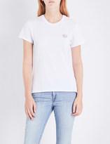 Diesel T-Sully-Bi cotton-jersey T-shirt