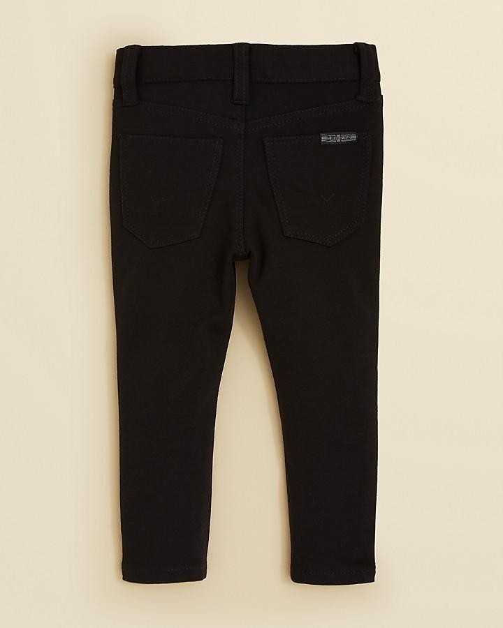 Hudson Infant Girls' Ponte Knit Pants - Sizes 12-24 Months