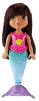 Dora the Explorer Fisher-Price Nickelodeon and Friends Sparkle & Swim Mermaid