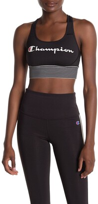 Champion Absolute Workout Compression Sports Bra