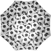 Soccer Ball Umbrella Best Friends/Sisters/Brothers Gifts Many Soccer Balls Footballs Art 100% Fabric And Aluminium High-quality Umbrella