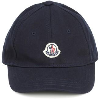 Moncler Enfant Cotton baseball cap