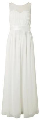 Dorothy Perkins Womens Showcase Bridal Ivory 'Willow' Maxi Dress