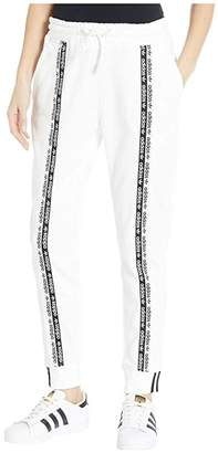 adidas Vocal Cuff Pants (White) Women's Casual Pants