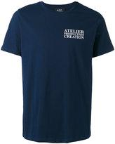 A.P.C. Atelier De Production T-shirt