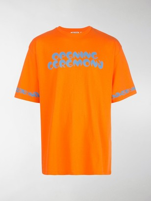 Opening Ceremony logo-print T-shirt