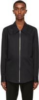 Thumbnail for your product : Ermenegildo Zegna Couture Black Cotton Shirt