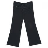 Fendi Wide Silk Trousers