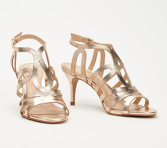 Vince Camuto Strappy Heeled Sandals- Peyson