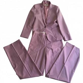 Paul & Joe Pink Wool Jumpsuit for Women