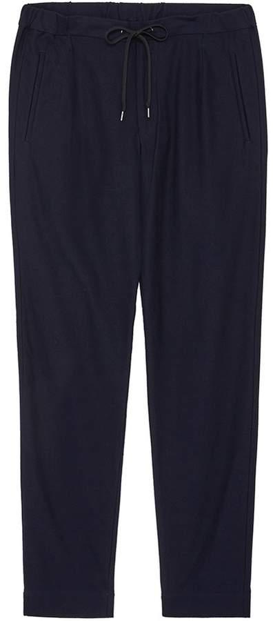 Camoshita Tapered leg jogging pants