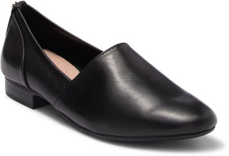 Taryn Rose Bettina Leather Loafer