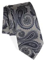 Brioni Men's Paisley Silk Tie
