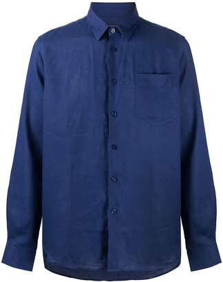 Vilebrequin Solid Colour Shirt