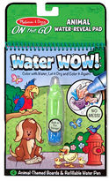 Melissa & Doug Water Wow No-Mess Animal Coloring Book
