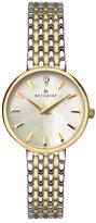 Accurist Ladies' Two-Tone Bracelet Watch