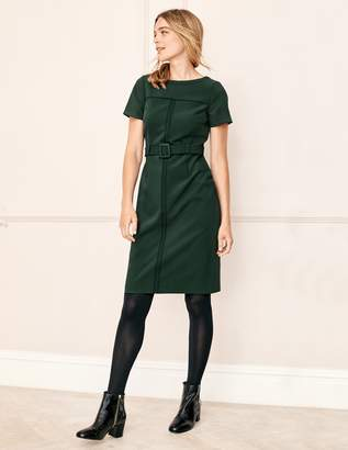 Boden Anita Stitch Detail Dress