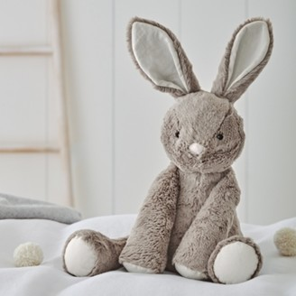The White Company Bonnie Bunny Medium Toy, Natural, One Size