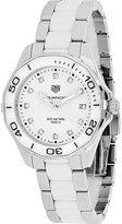 Tag Heuer Women's Steel Bracelet & Case Quartz Dial Watch Way131d.ba0914