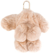 Yves Salomon bear keyring