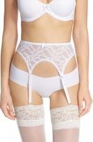 Va Bien Women's 'So Femme' Lace Garter Belt