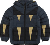 Molo Hacket hooded quilted jacket 4-14 years