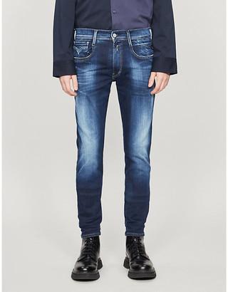 Replay Anbass Hyperflex Bio slim-fit jeans