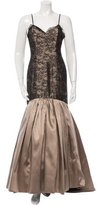 Jason Wu Lace Pleated Gown