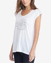 Lauren Ralph Lauren Jersey Foil Graphic T-Shirt, A Macy's Exclusive