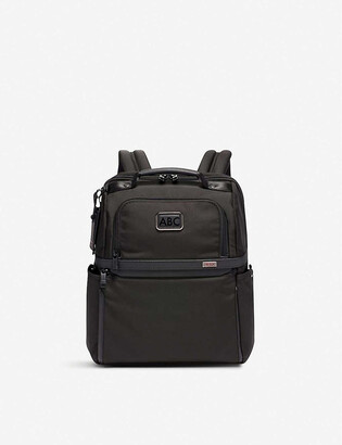 Tumi Alpha nylon slim backpack