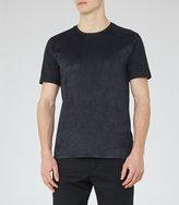 Reiss Dinnington Contrast Panel T-Shirt