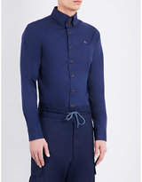 Vivienne Westwood Krall Stretch-cotton Shirt
