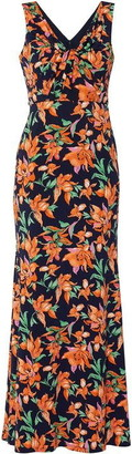Gina Bacconi Mildred Floral Maxi Dress